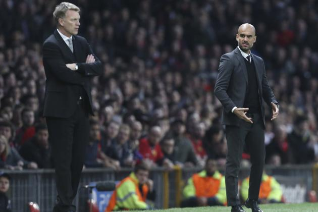 Wayne Rooney 'Dive' Sparks Disagreement Between Pep Guardiola and David Moyes