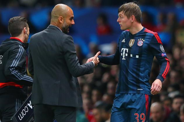Manchester United Transfer News: Toni Kroos Spat with Pep Guardiola Opens Window