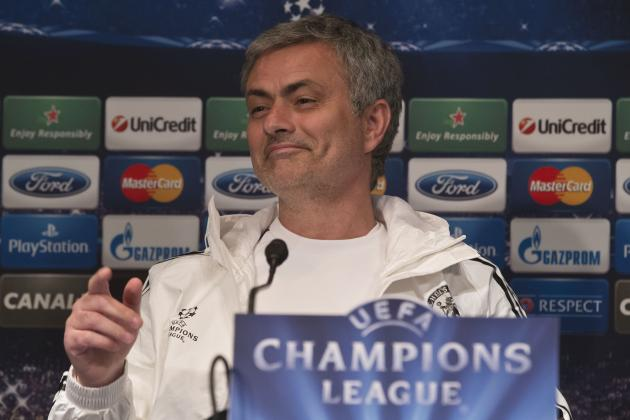 Jose Mourinho Screws Up Chelsea Team to Face PSG After Revealing 5 Starters