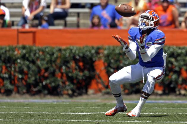 Florida Gators Football: Will This Be the Season of a 1,000-Yard Wide Receiver?