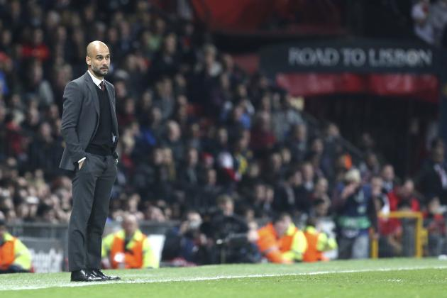 Pep Guardiola Confronts Journalist After Question on Manchester United's Tactics