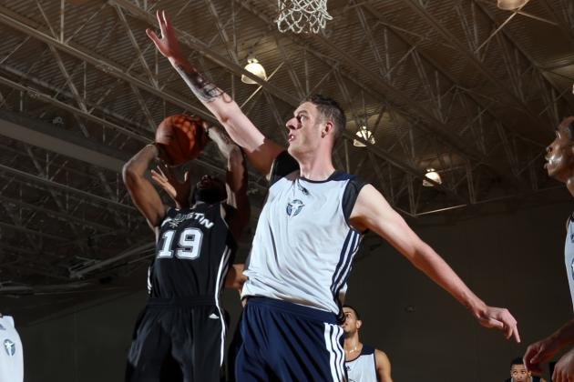 The World's Tallest Basketball Player Is an Englishman Named Paul Sturgess