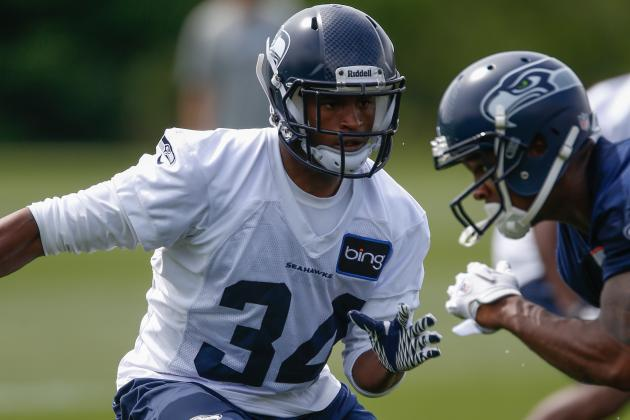 Analyzing Tharold Simon's Fit with Seahawks After Rookie Season on Sidelines