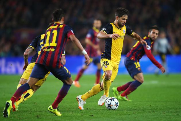 Barcelona Midfield Issues to the Fore as Atletico Take Champions League Edge