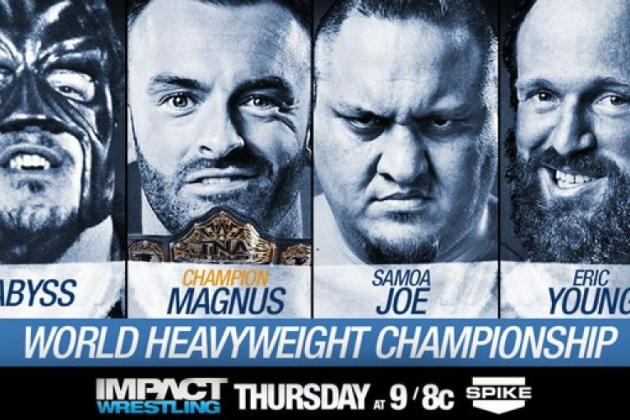 TNA Impact Wrestling: Complete Preview, Rumors, News and More for April 3