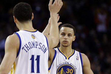 Rick Carlisle Says Splash Brothers Are Best Shooters on 1 Team in 30 Years