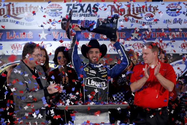NASCAR at Texas 2014: Latest NASCAR Team News, Top Drivers and More