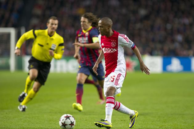 Scouting Report: Ajax Midfielder Thulani Serero Is Arsenal Quality