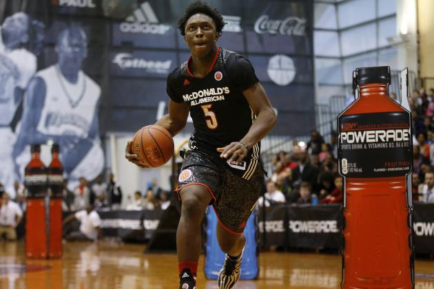 McDonald's All-American Game 2014: TV Info, Rosters, Top Players in Annual Event