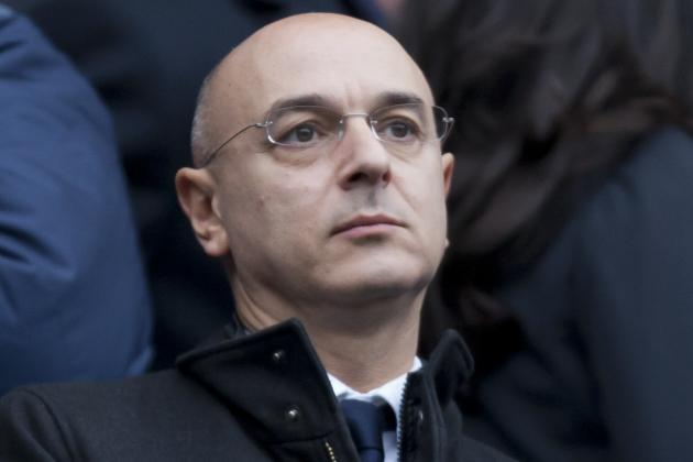 Tottenham Plan Stadium Move, but Daniel Levy Rules out Spending Spree