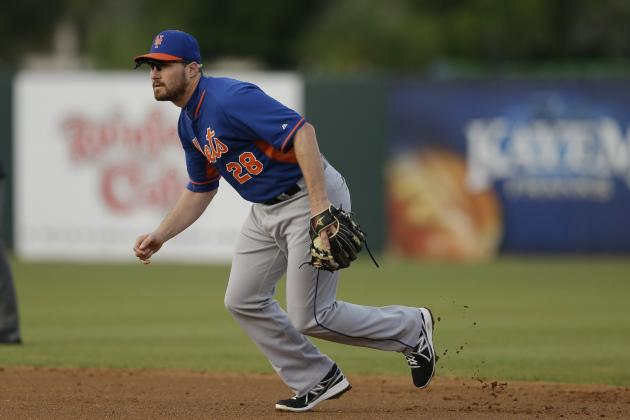 Daniel Murphy Isn't the Problem or the Answer for the New York Mets