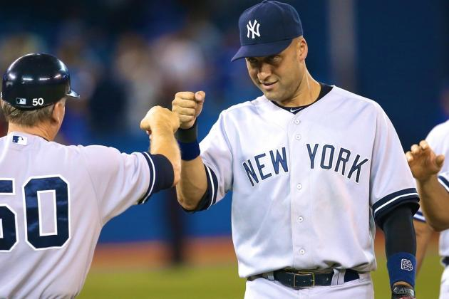 Win or Lose, Jeter Will Still Be Engine That Drives Yankees in His Final Season