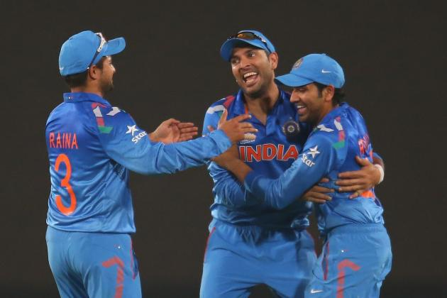 World T20 2014: Semi-Final Schedule, Fixtures, Live Stream and More