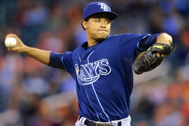 Chris Archer, Tampa Bay Rays Agree to Contract: Latest Details, Analysis