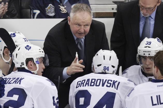 Should Randy Carlyle Be the Toronto Maple Leafs Coach in 2014-15?