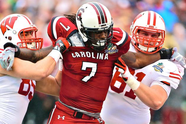 How Jadeveon Clowney Can Develop into a Star at the NFL Level