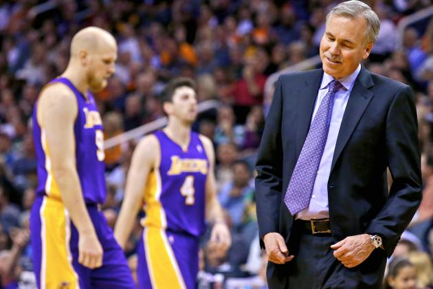 Has Chris Kaman and Mike D'Antoni's LA Lakers Feud Come to an End?