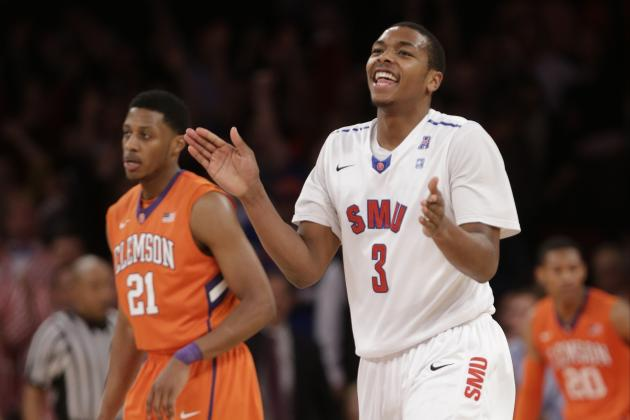 NIT Tournament 2014: Breaking Down Keys to Victory in SMU vs. Minnesota