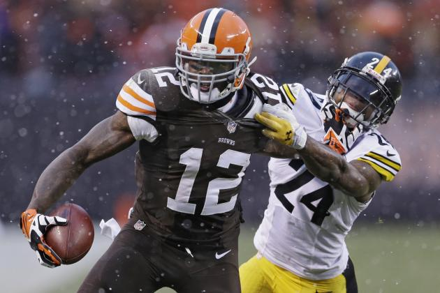 2014 Cleveland Browns Schedule: Full Listing of Dates, Times and TV Info