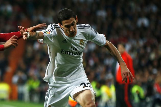 Angel Di Maria Injury: Updates on Real Madrid Star's Illness and Return