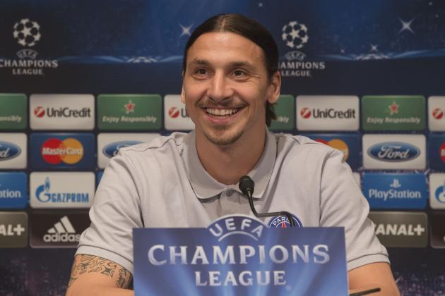 Zlatan Ibrahimovic Posts Mourinho Tweet as PSG Prepare to Face Chelsea