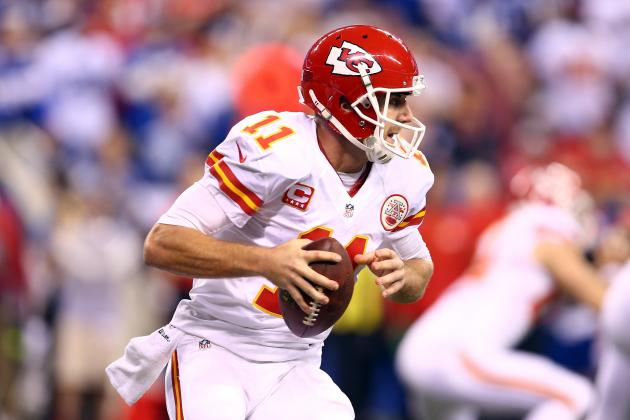 Let Chiefs QB Alex Smith Play out His Contract