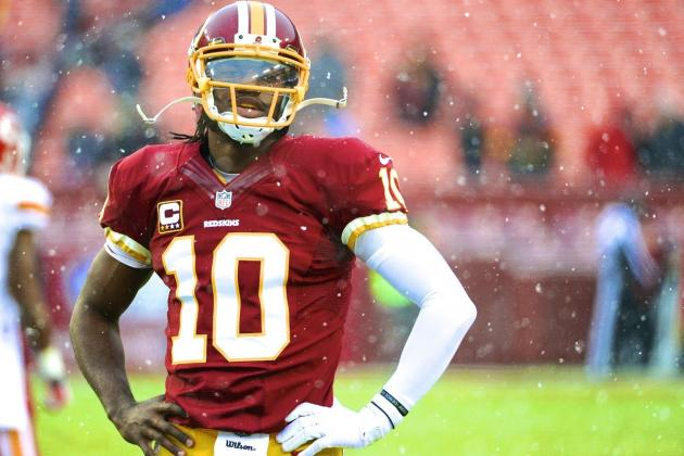 DeSean Jackson Signing Means No More Excuses for Robert Griffin III