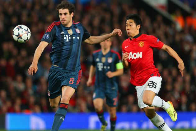 United Assume the Underdog Role Against Bayern to Great Effect