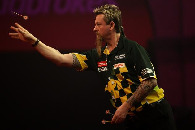 Premier League Darts 2014: Cardiff Date, Fixtures, Standings, Live Stream Info