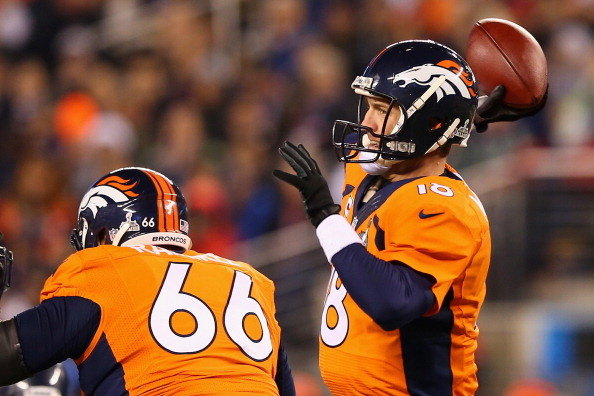 2014 Denver Broncos Schedule: Full Listing of Dates, Times and TV Info