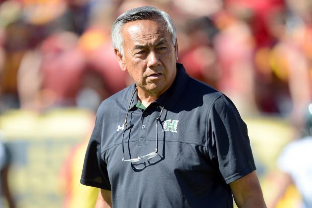 Hawaii Coach Cancels Interviews After Spotting a Columnist