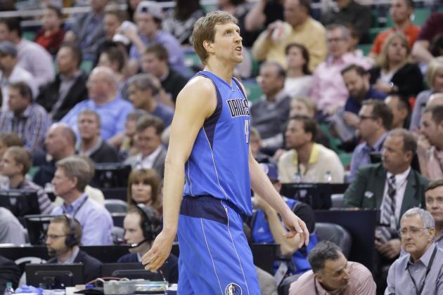 Are Dallas Mavericks About to Waste Dirk Nowitzki's Resurgent Season?