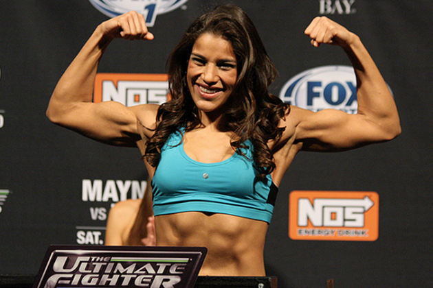 UFC's Julianna Pena Opens Up About How Her Knee Got Destroyed (Audio)