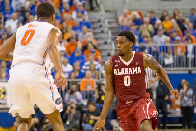 Algie Key Transferring from Alabama