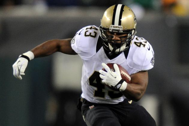 How the Eagles Can Get the Most out of Darren Sproles