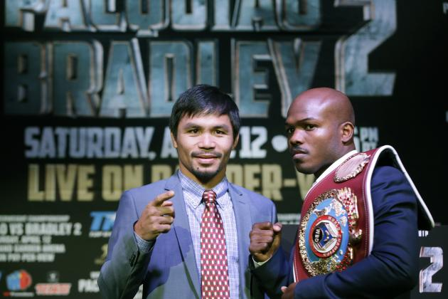 Pacquiao vs. Bradley 2014: Dissecting Boxing Styles of Pac-Man and Desert Storm