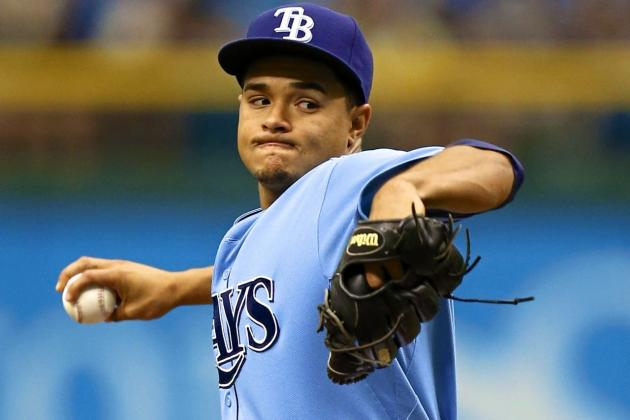 Chris Archer Will Become a Pitching Superstar During New, Long-Term Contract