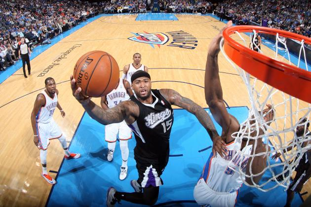DeMarcus Cousins' Breakout Season Deserves All-NBA Team Berth
