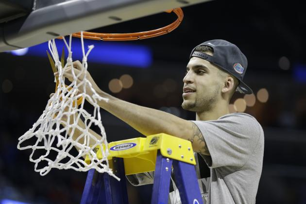 March Madness 2014 Schedule: TV Info and Updated Bracket for Final Four