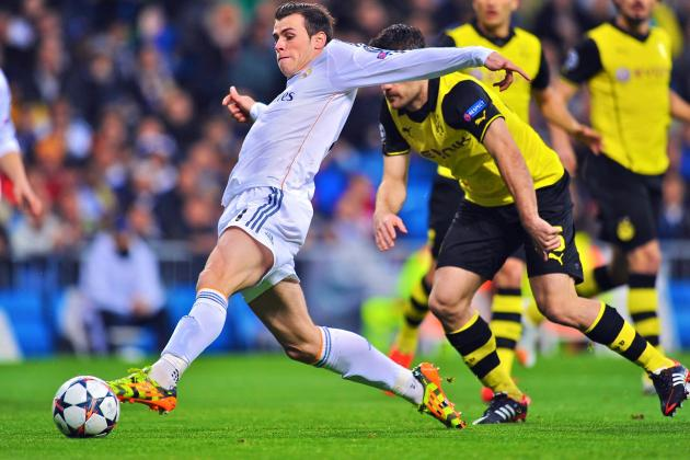 Real Madrid v Borussia Dortmund: Champions League Live Score, Highlights, Report