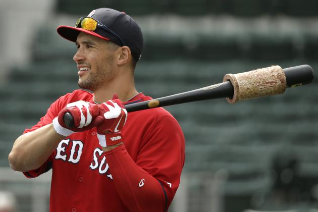 Early Returns on Grady Sizemore as Red Sox's Starting Center Fielder