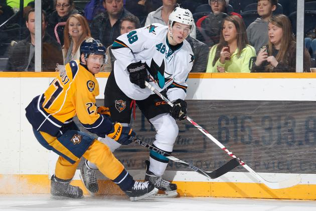 Hertl Making Progress, Says Sharks' Coach McLellan