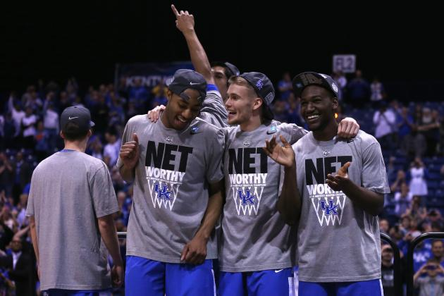 NCAA Tournament 2014: Championship Odds for Remaining Teams on Bracket