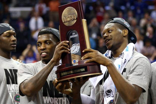 Final Four 2014 Schedule: TV Info and NCAA Tournament Bracket Breakdown