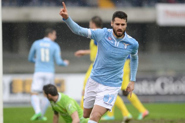 Manchester United Transfer News: Antonio Candreva a Poor Target for Red Devils
