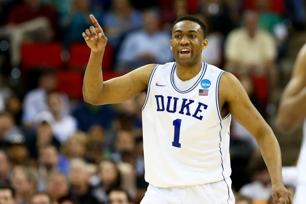 Report: NBA Scouts Believe Jabari Parker Will Spurn NBA Draft for Duke