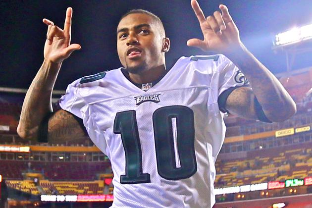 DeSean Jackson Is a Jerk, but Philadelphia Eagles Are the True Villains