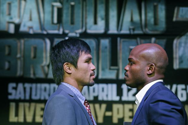 Pacquiao vs. Bradley 2: Analyzing Importance of Victory for Both Boxers