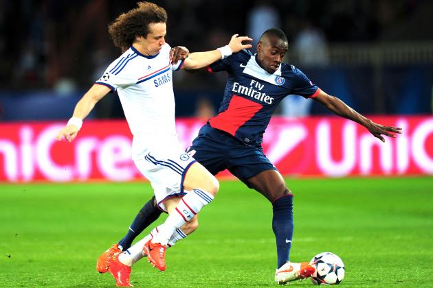 Paris Saint-Germain vs. Chelsea: Champions League Live Score, Highlights, Report
