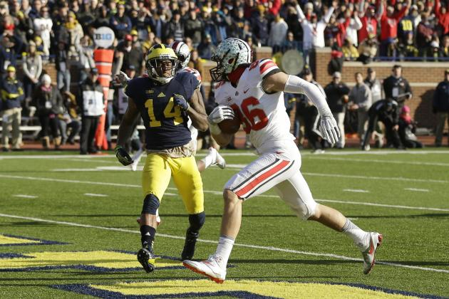 Ohio State's Spring Injury Problem Isn't as Bad as It Seems
